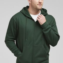 Men's Full  Zip Hooded Sweatshirt Thumbnail