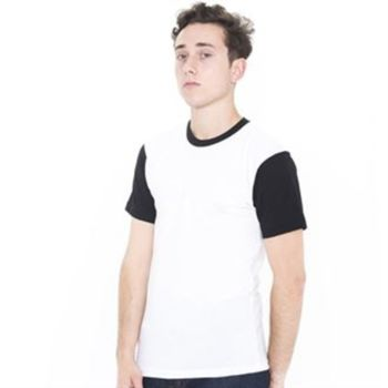 Polycotton short sleeve crew neck T (BB401) Thumbnail