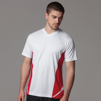 Gamegear® Cooltex® team top v-neck short sleeve Thumbnail