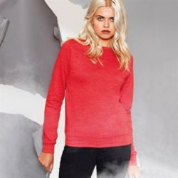 Girlie heather sweatshirt Thumbnail