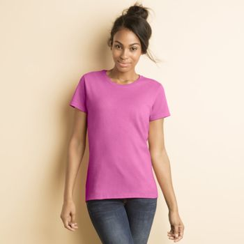 Heavy cotton women's t-shirt Thumbnail