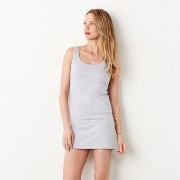 Jersey tank top dress Thumbnail