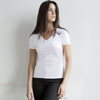 Feel good women's stretch V Thumbnail