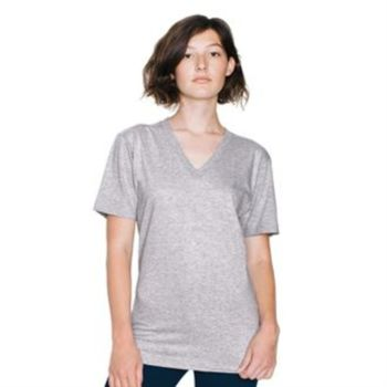 Fine Jersey short sleeve v-neck (2456) Thumbnail