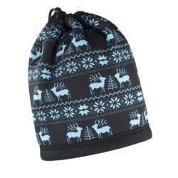 Reindeer snood hat Thumbnail