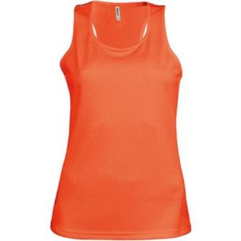 Women's sports vest Thumbnail