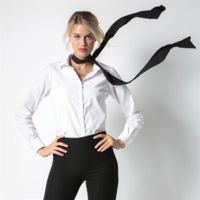 Contemporary business blouse Thumbnail