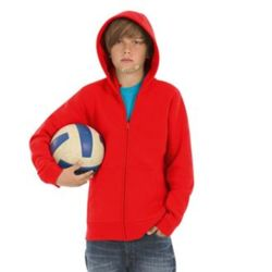 B&C Hooded full-zip /kids Thumbnail