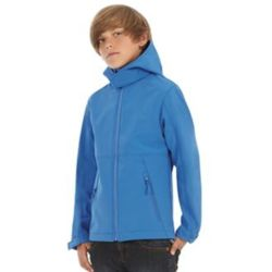 B&C Hooded softshell /kids Thumbnail