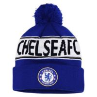 Junior Chelsea FC text beanie Thumbnail