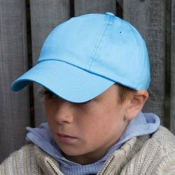 Junior low-profile cotton cap Thumbnail