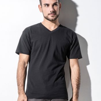Nakedshirt James V Neck Tee Thumbnail
