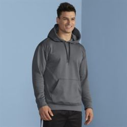 Performance adult tech hooded sweatshirt Thumbnail