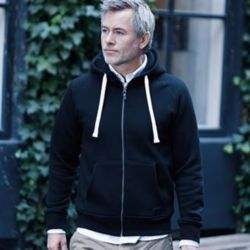 Williamsburg fashionable hooded sweatshirt Thumbnail