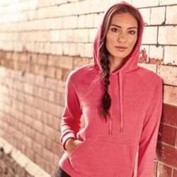 Women's HD hooded sweatshirt Thumbnail