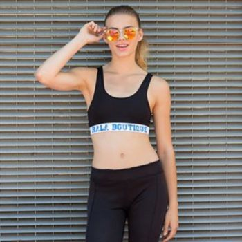 Women's fashion crop top Thumbnail