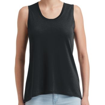 Women's freedom sleeveless tee Thumbnail