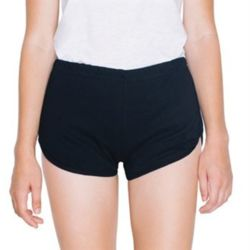 Women's interlock running short (7301) Thumbnail