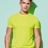 Stedman T-shirt Interlock ActiveDry for him Thumbnail