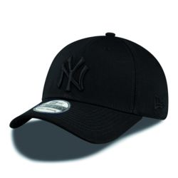 New Era Cap / Flexfitted Cap Classic NY Yankees 39Thirty in zwart Thumbnail