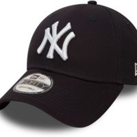 New Era 9Forty League Basic NY Yankees Dad cap Navy/white Thumbnail