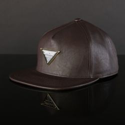 Official WSMU-1712 Strapback cap Brown Thumbnail