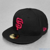 New Era MLB San Francisco Giants Fitted cap Black/rose Thumbnail