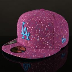 New Era 59fifty Splatterdot LA Dodgers Fitted cap Sparcles Thumbnail
