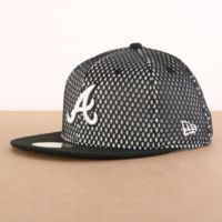 New Era Bash Mesh Atlanta Braves Thumbnail