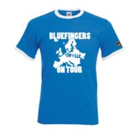 Zwolle Bluefingers On Tour T-shirt Thumbnail