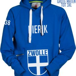 Zwolle Hooded Pierik Thumbnail
