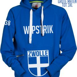 Zwolle Hooded Wipstrik Thumbnail