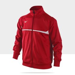 *SUPER TOFFE ACTIE* 75% KORTING <br>Nike Kids Full Zip Warming Up Jacket Rood/Wit Thumbnail