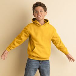 Heavy Blend™ youth hooded sweatshirt Thumbnail