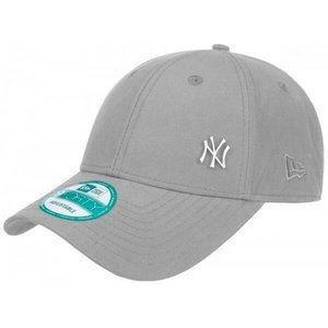 New Era Cap 9FORTY New York Yankees - Flawless - One size - Unisex - Grijs Thumbnail