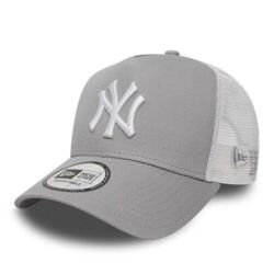 New Era CLEAN TRUCKER 2 New York Yankees Cap - grey - One size Thumbnail