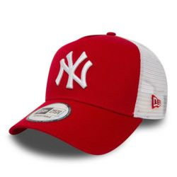 New Era CLEAN TRUCKER 2 New York Yankees Cap - rood- One size Thumbnail