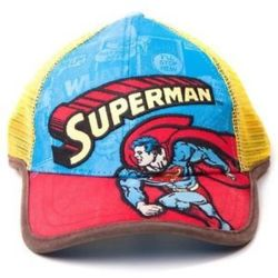 Superman Trucker Special Thumbnail
