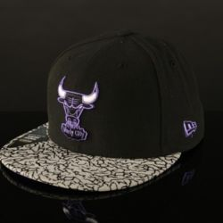 New Era 59fifty Jordan Sonofmars Chicago Bulls Fitted cap Thumbnail