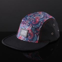 A.N.T. Injection 730-260 Strapback cap Mesh/multi Thumbnail
