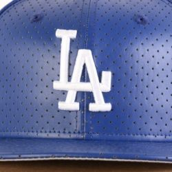 New Era Ao Leather Perf LA Dodgers Thumbnail