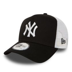 New Era CLEAN TRUCKER 2 New York Yankees Cap - Black - One size Thumbnail