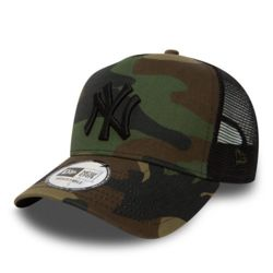 New Era CLEAN TRUCKER 2 New York Yankees Cap - Camo - One size Thumbnail