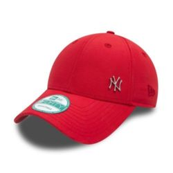 New Era MLB Flawless 940 NY Yankees Dad cap Red Thumbnail